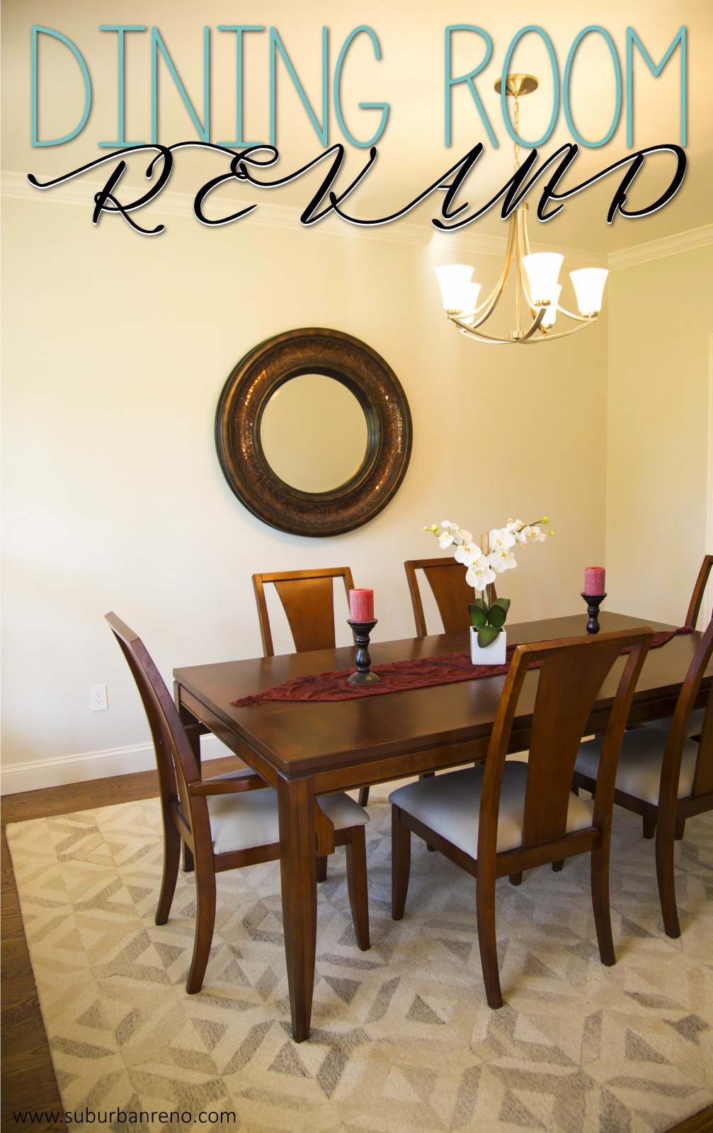 Dining Room Revamp