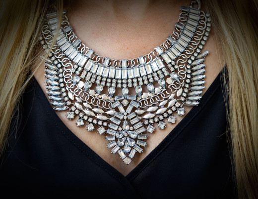 Mirina Collection Max Necklace