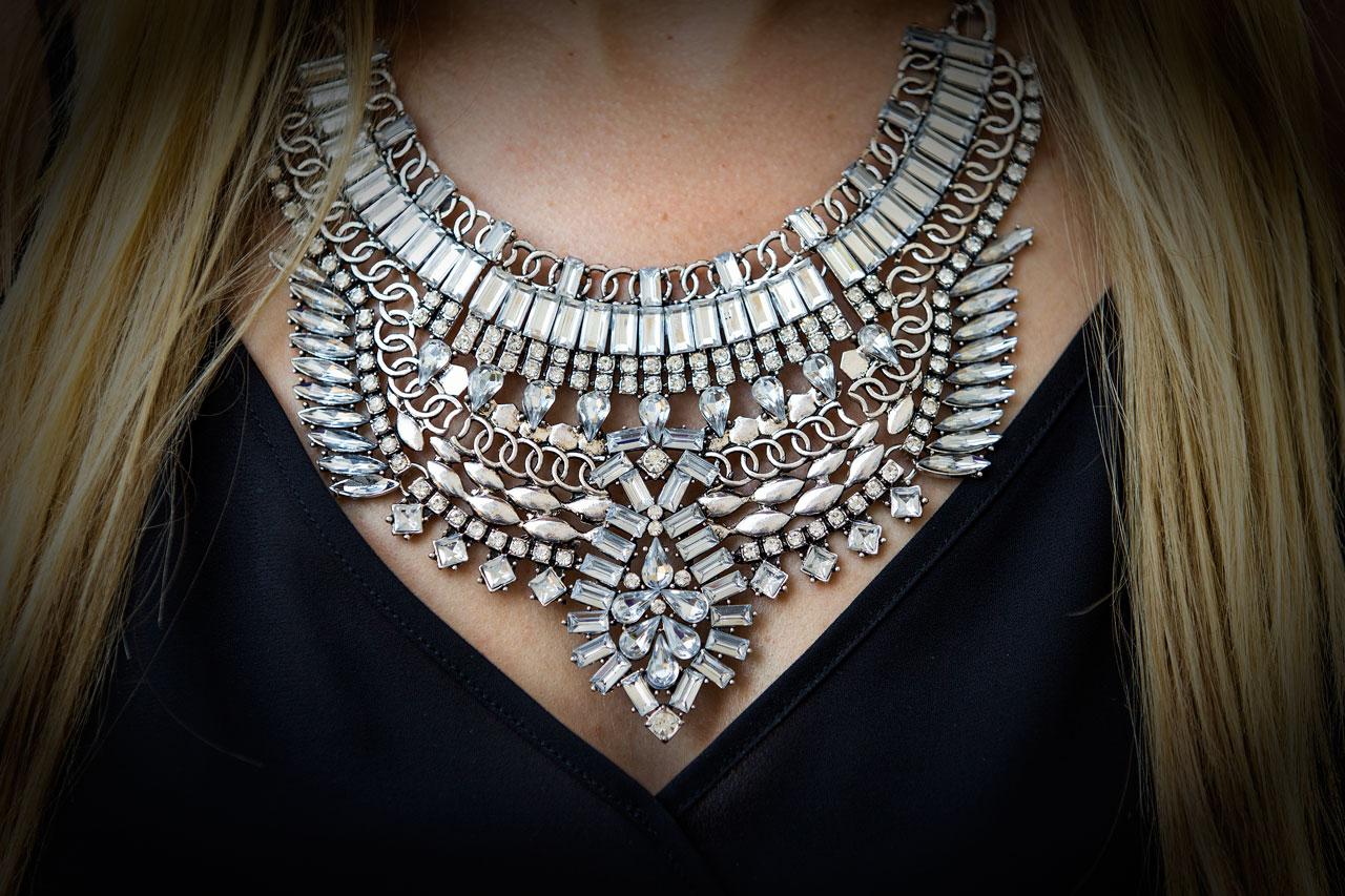 Mirina Collection Max Necklace
