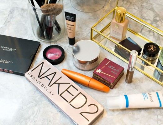 My Makeup Regime - favorite products