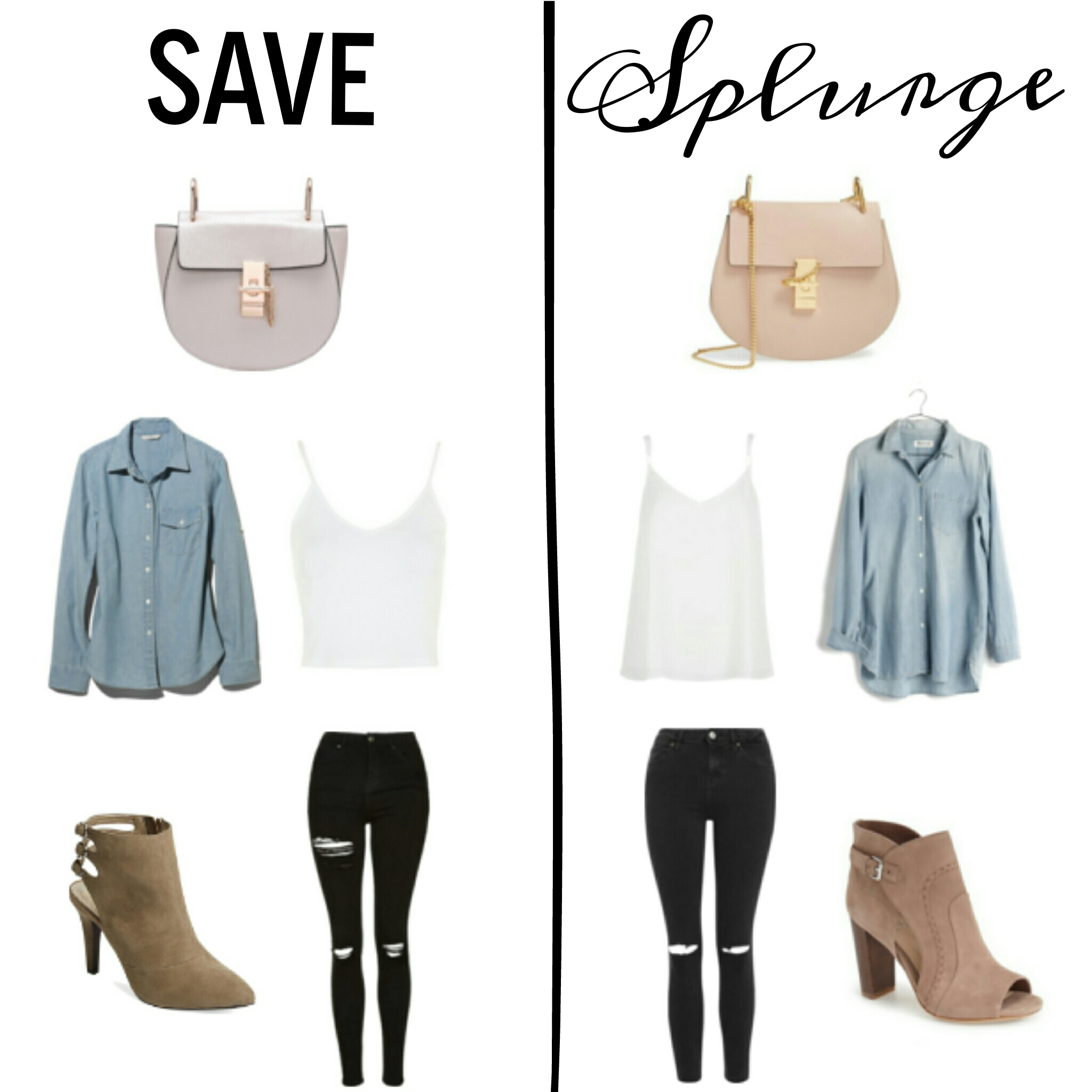 Save or Splurge