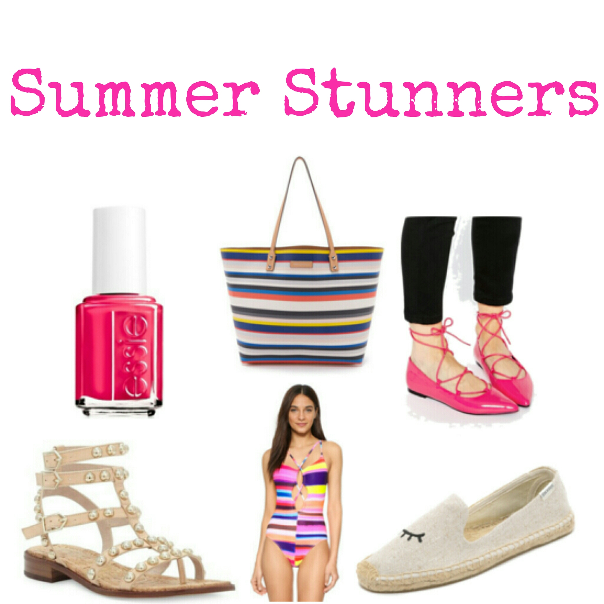 Check out my bold summer picks
