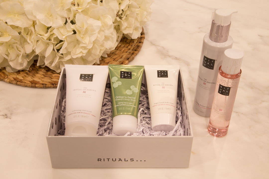 Glossybox and Rituals Collaboration
