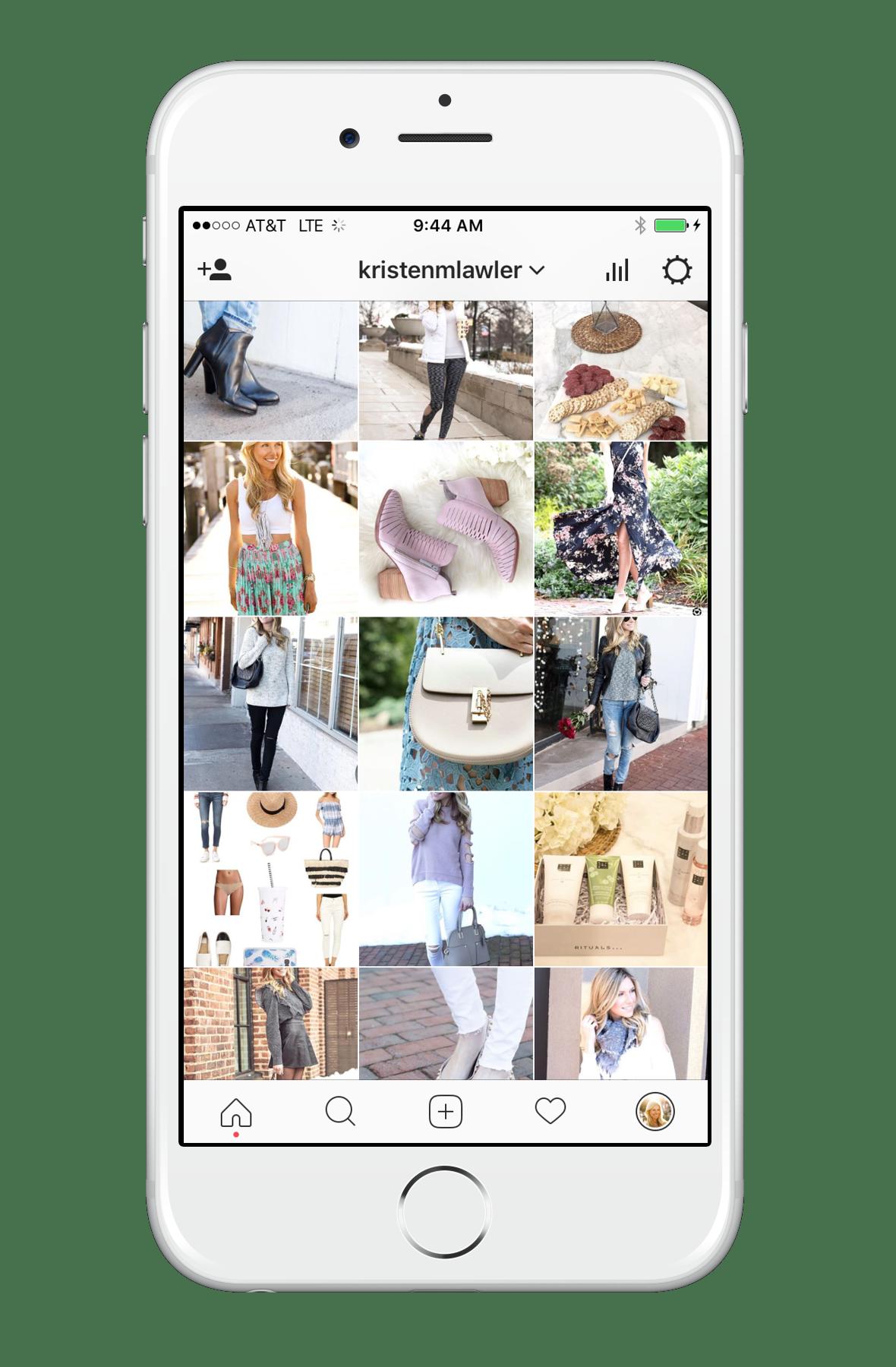 Rebranding your Instagram