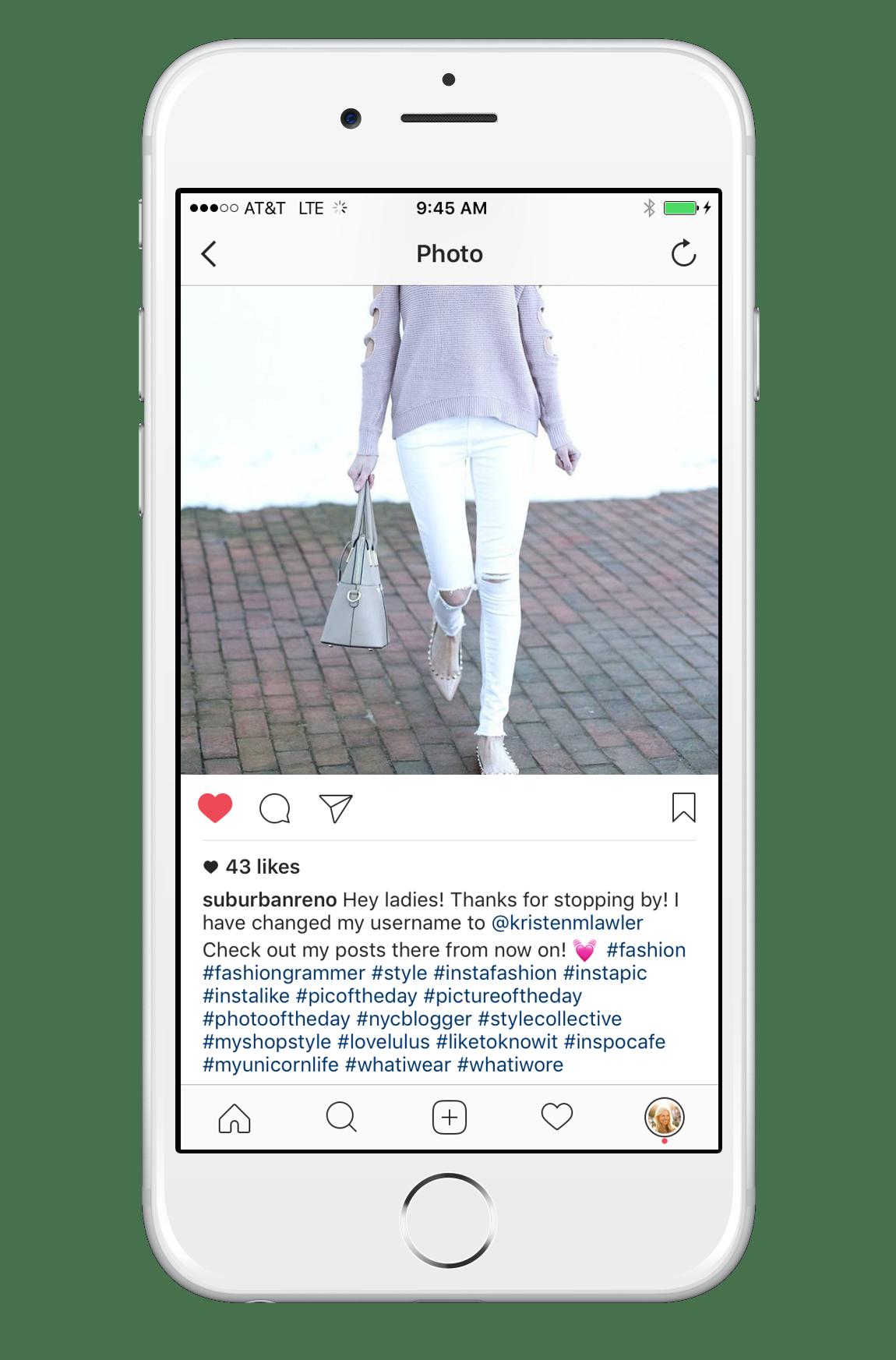 Rebranding your instagram made easy