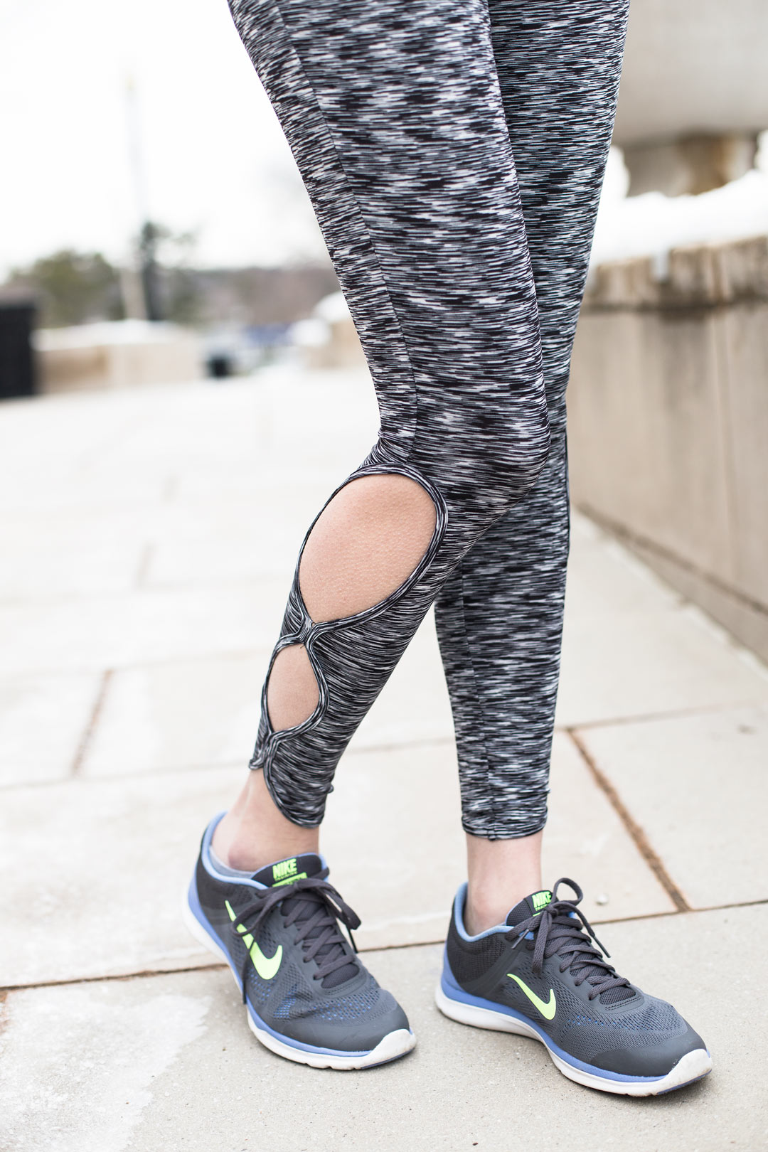 Shein Official Athleisure Leggings