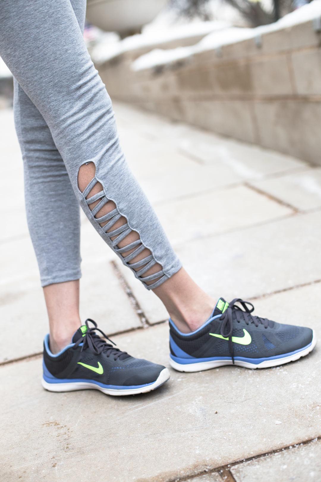 Shein Official Athleisure Leggings