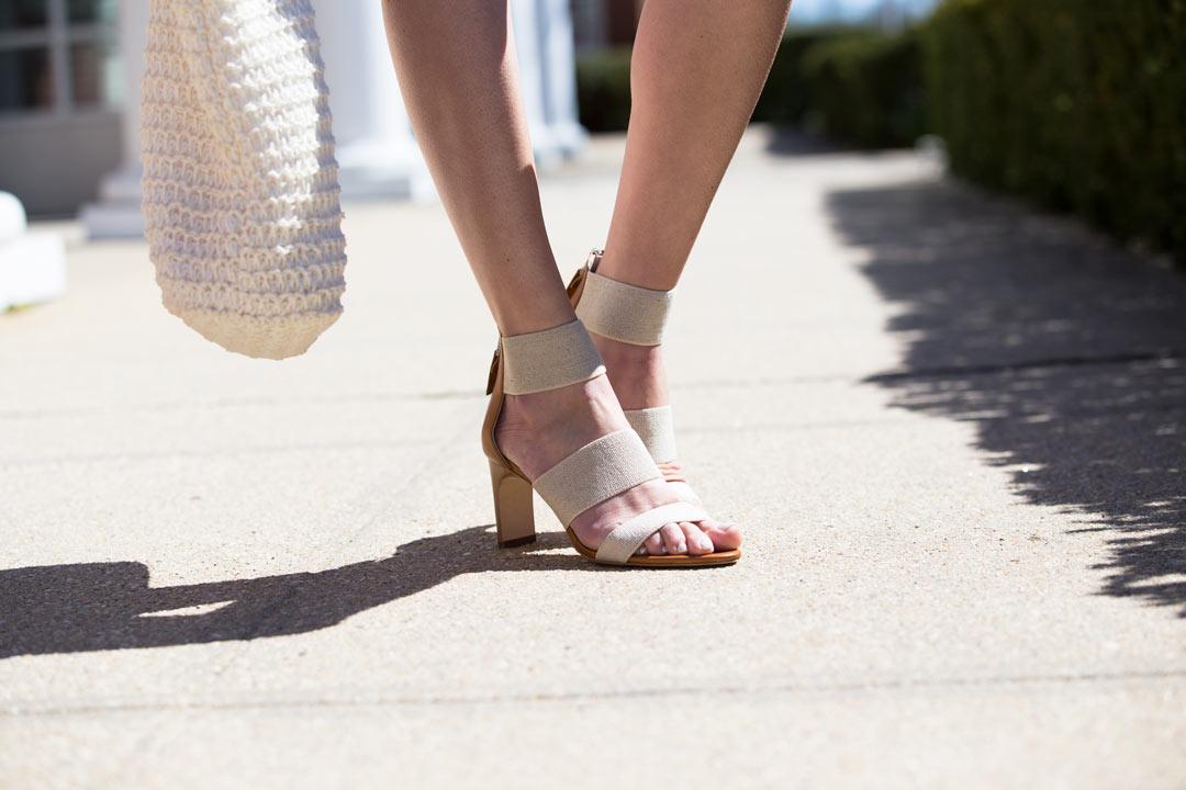 Zinnia spring sandals