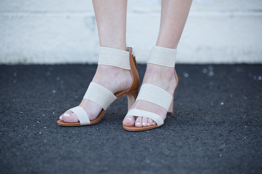 Zinnia summer sandals