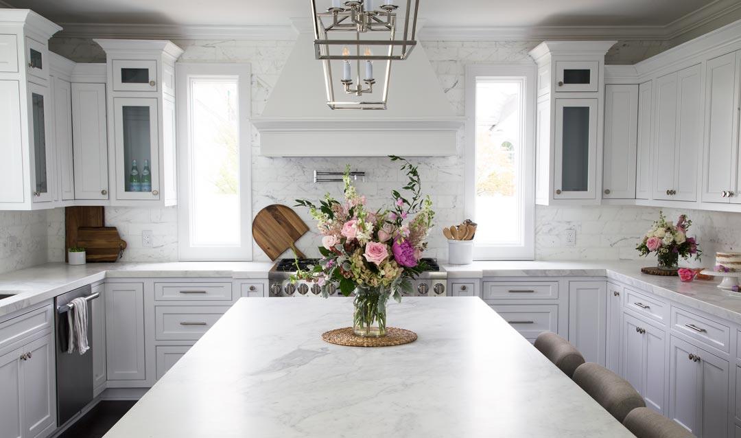 Calacatta Marble Countertops And