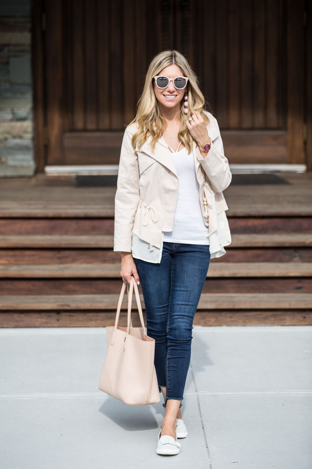 the perfect fall day outfit casual and comfy