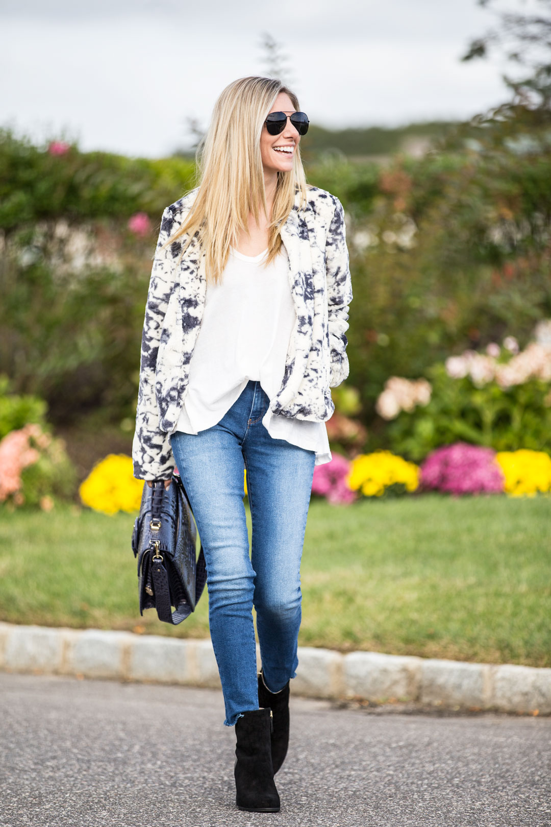 casual chic fall fashion