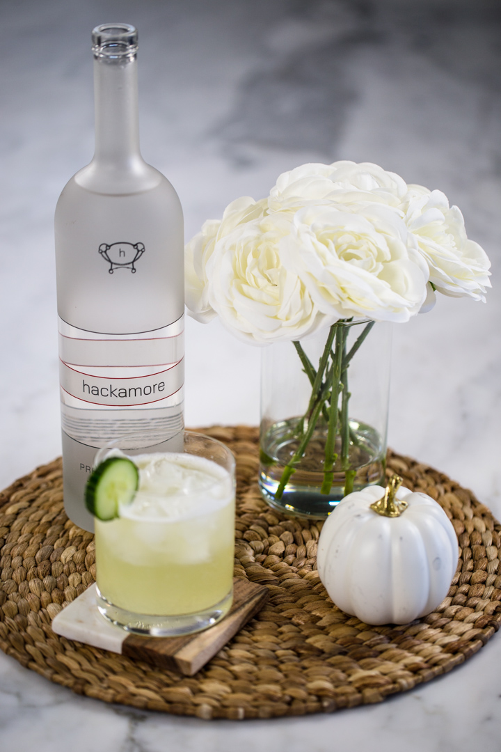 Fall signature cocktail with hackamore energy the for The perfect drink mixer