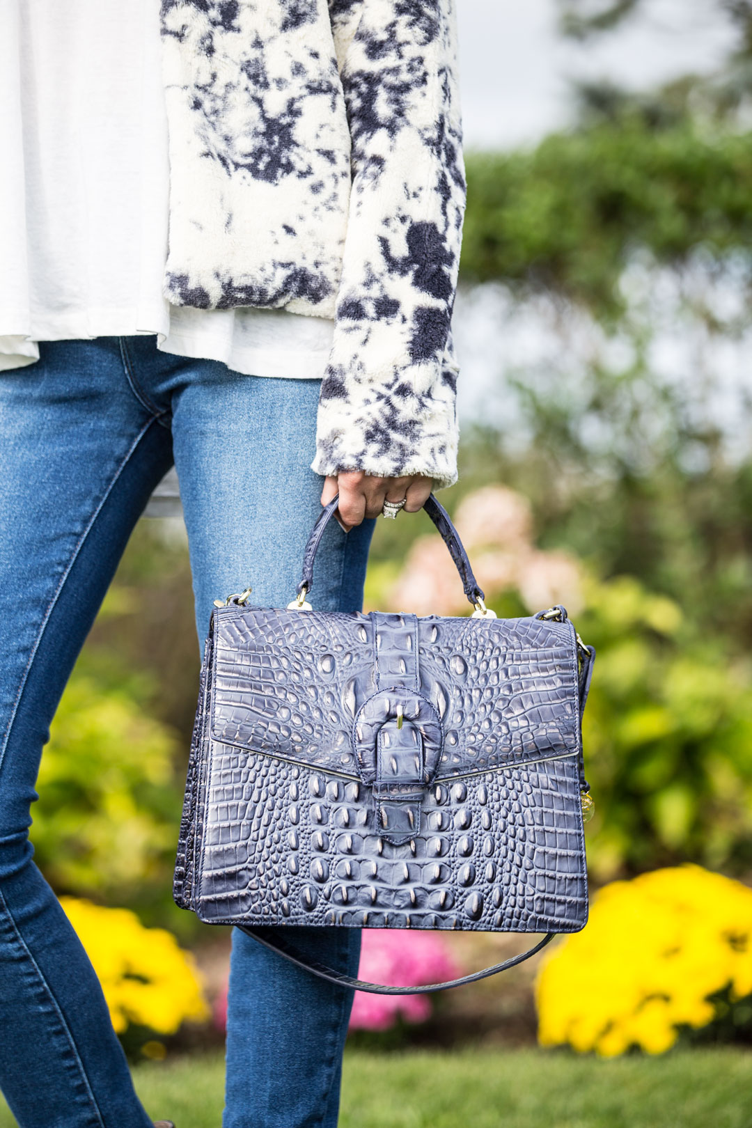 the perfect chic and cozy fall outfit