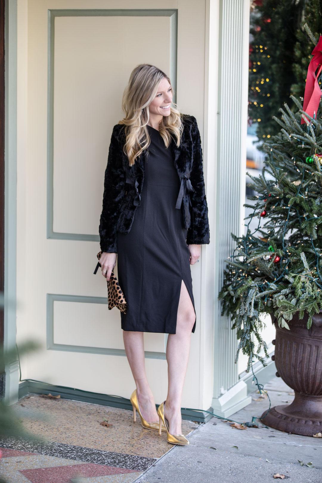 Maggy London Clara Midi Dress