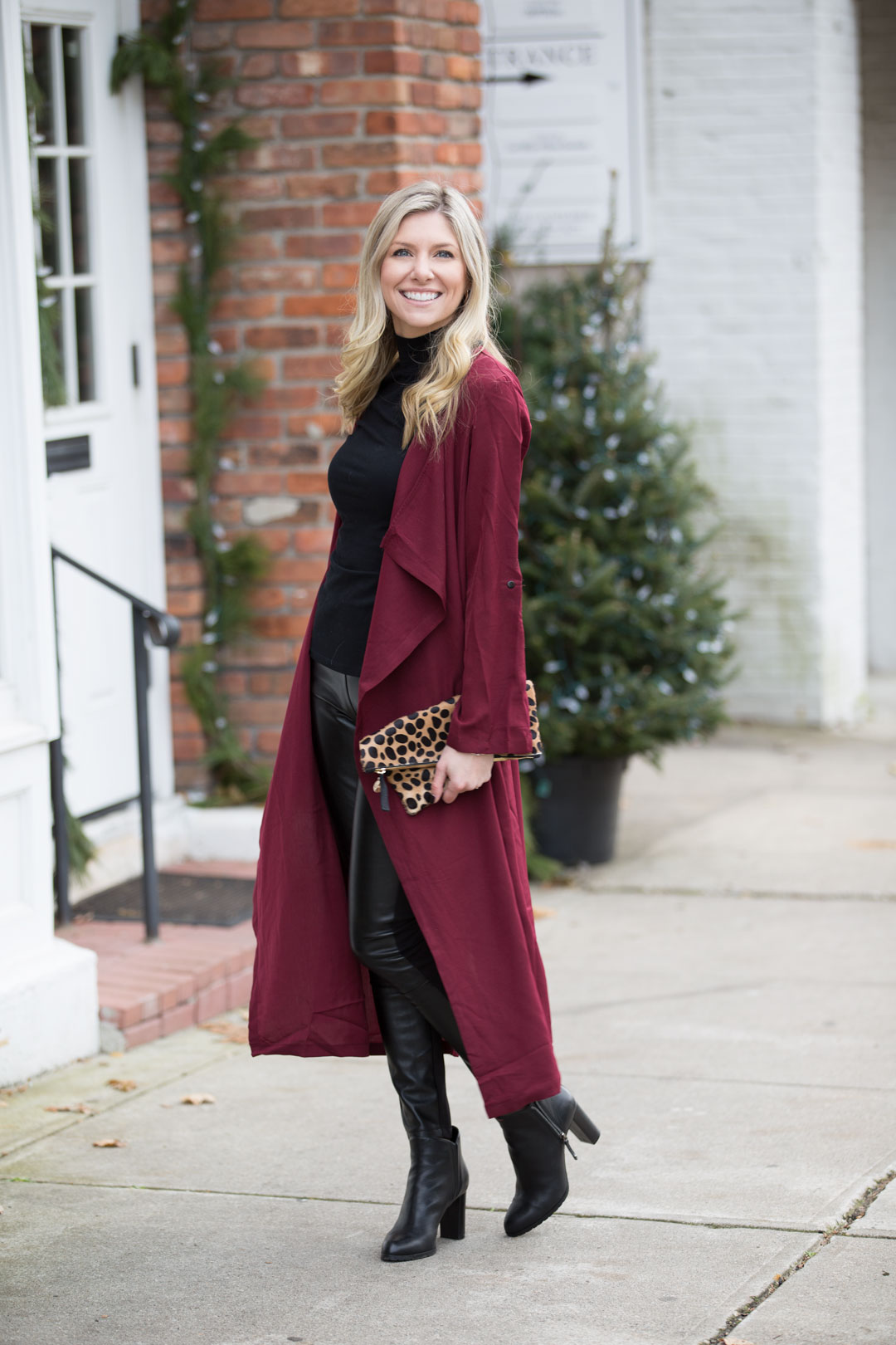 comfortable long cardigan under $25