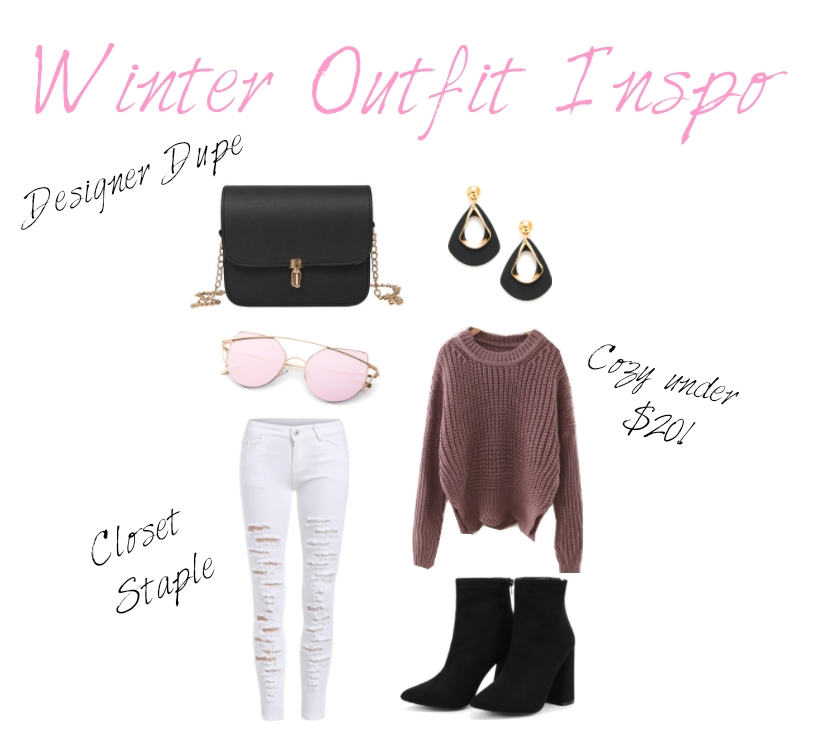 Affordable Winter Outfit Inspo
