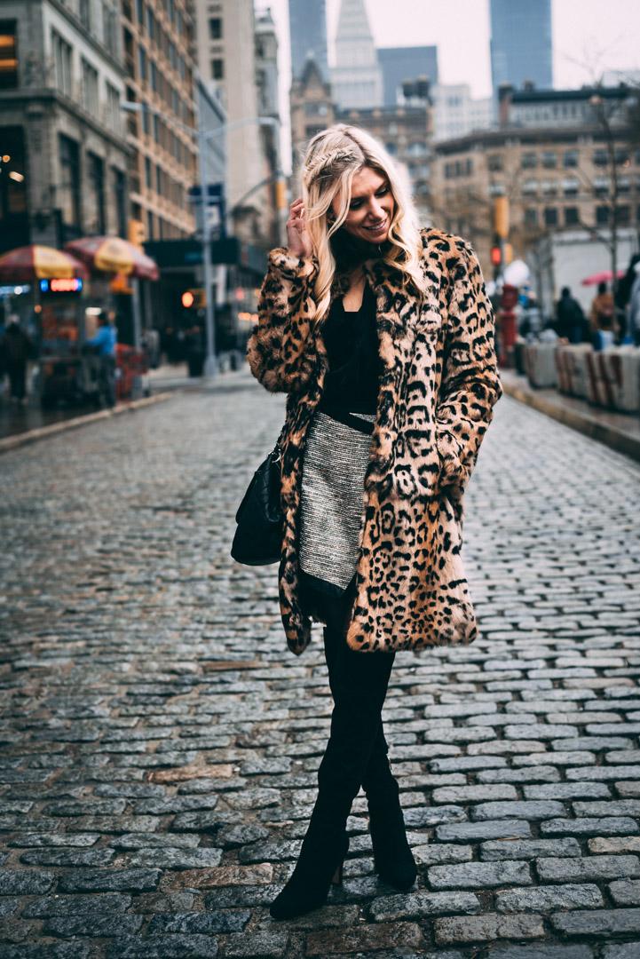 NYFW Winter Fashion Looks