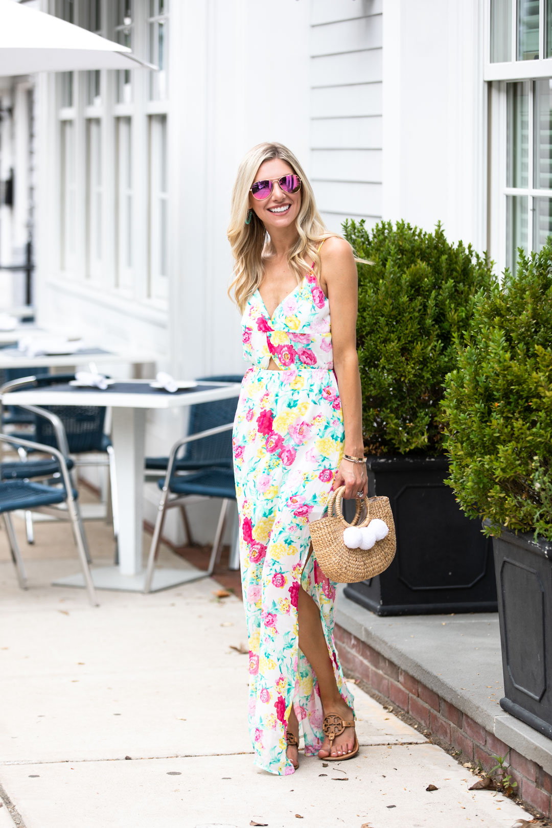 Out of the Box Floral Maxi Dress