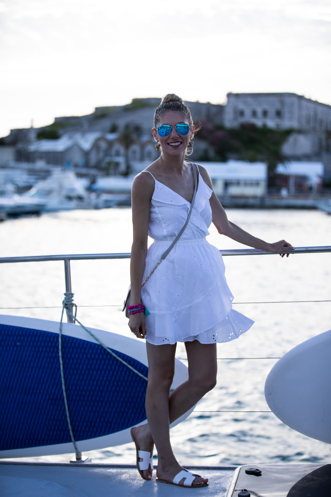 Bermuda Catamaran White Party
