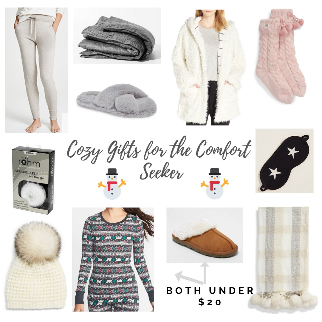 Cozy Gifts for the Comfort Seeker