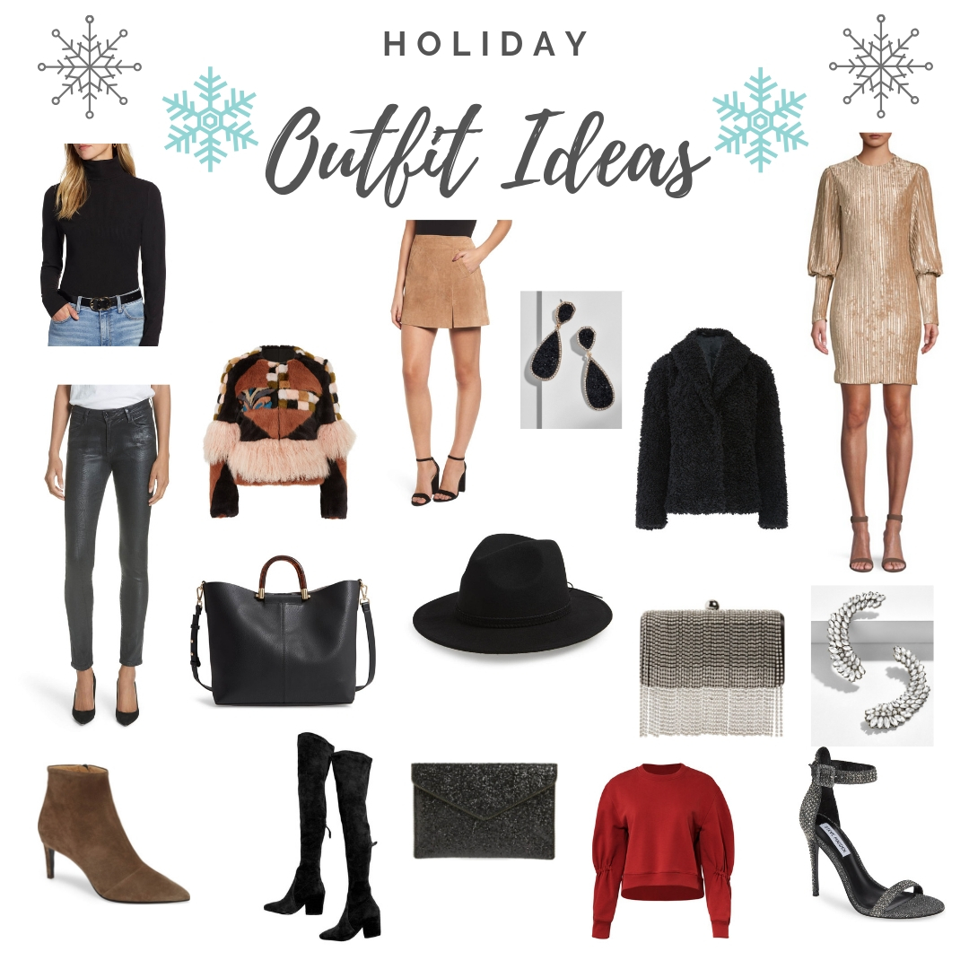 Holiday Outfit Ideas Gift Guide