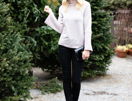 Raffi Cashmere Turtleneck Sweater