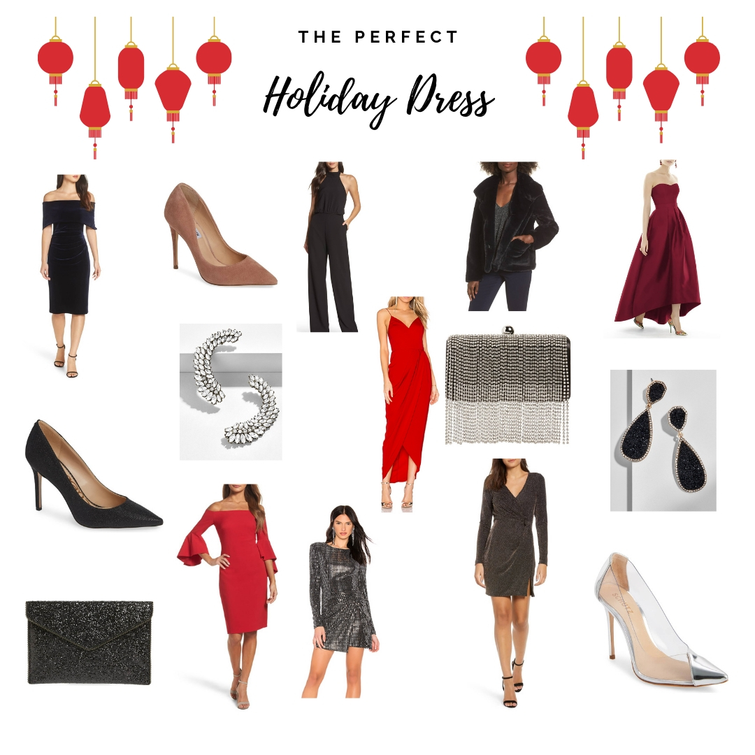 The Perfect Holiday Dress Gift Guide
