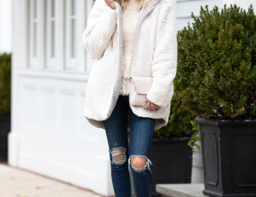 VICI Sherpa Teddy Coat