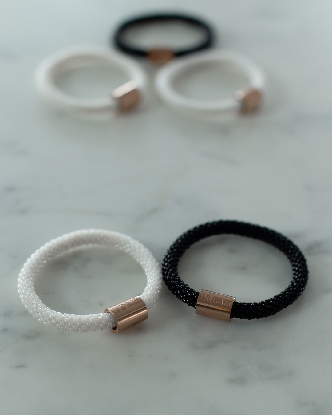 Saksha & Co Beaded Bracelets