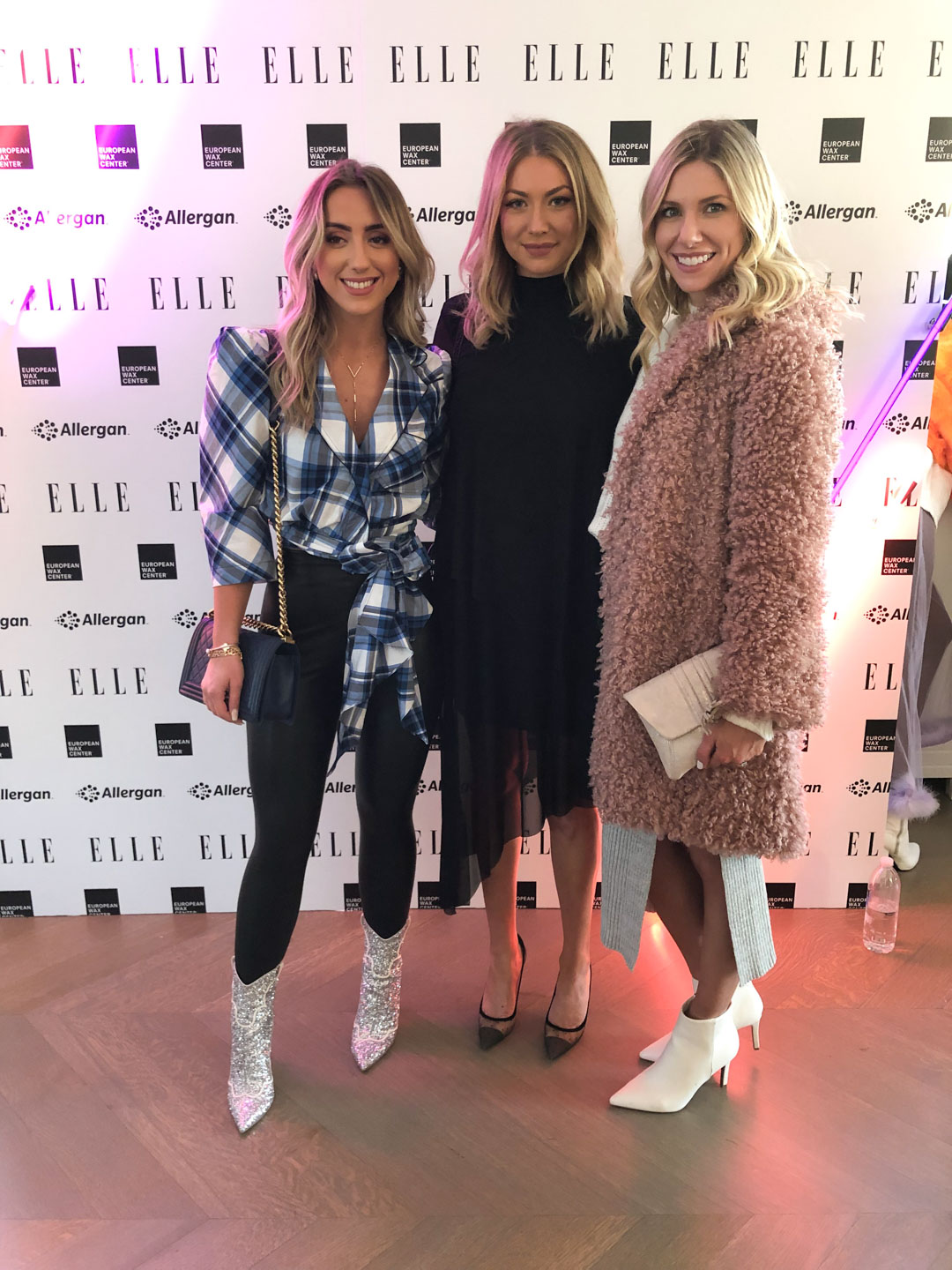 Elle Magazine Party Stassi Shroeder