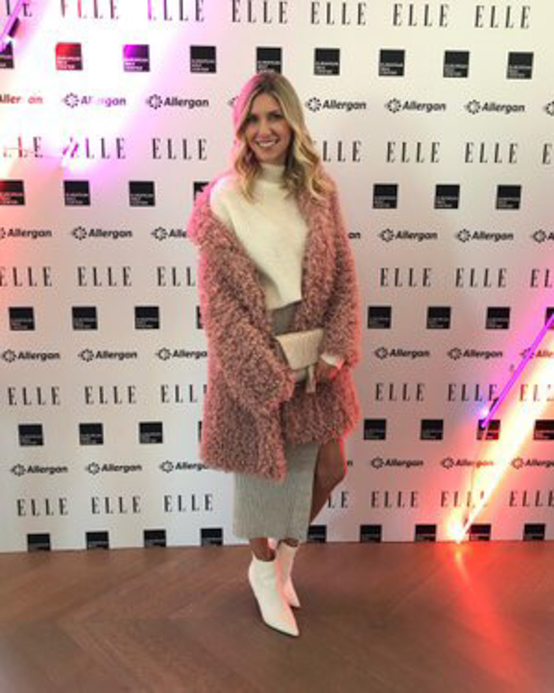 Elle Magazine Party