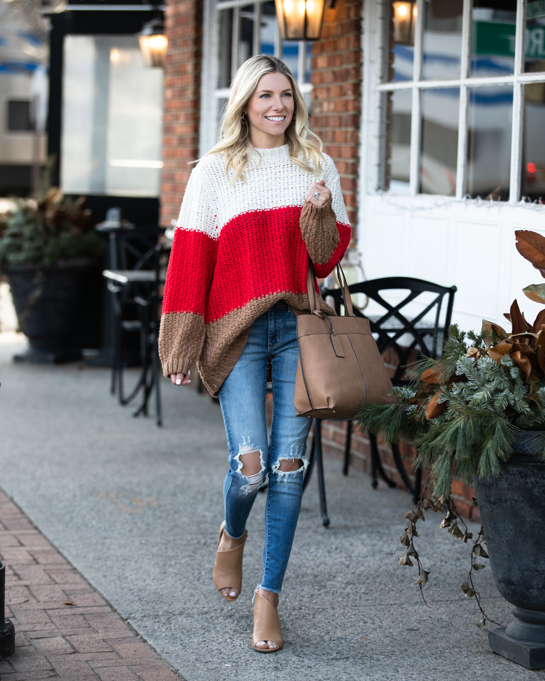 Dottie Couture Casual Winter Outfit