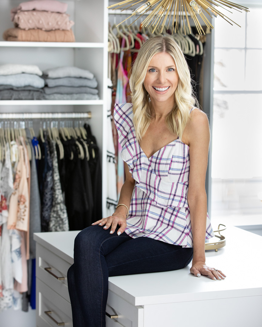 Dream Closet Reveal With California Closets
