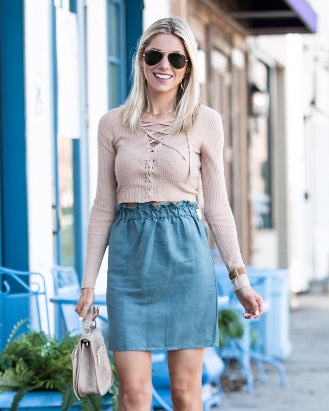 Simon Mall Spring Outfit Ideas