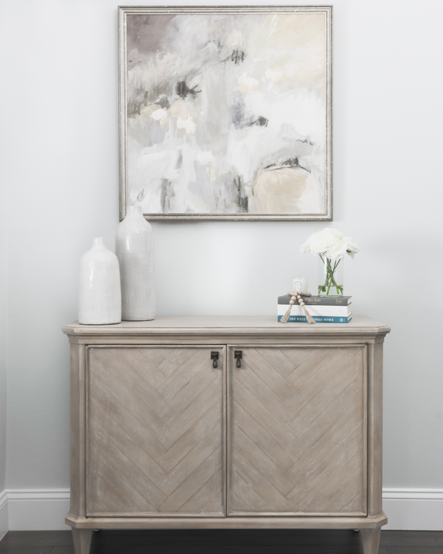 Bedroom Nook with Ballard Designs
