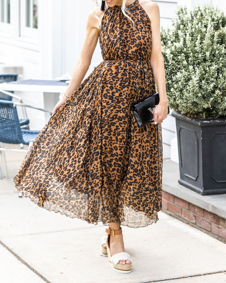 How to Wear a Leopard in the Summer