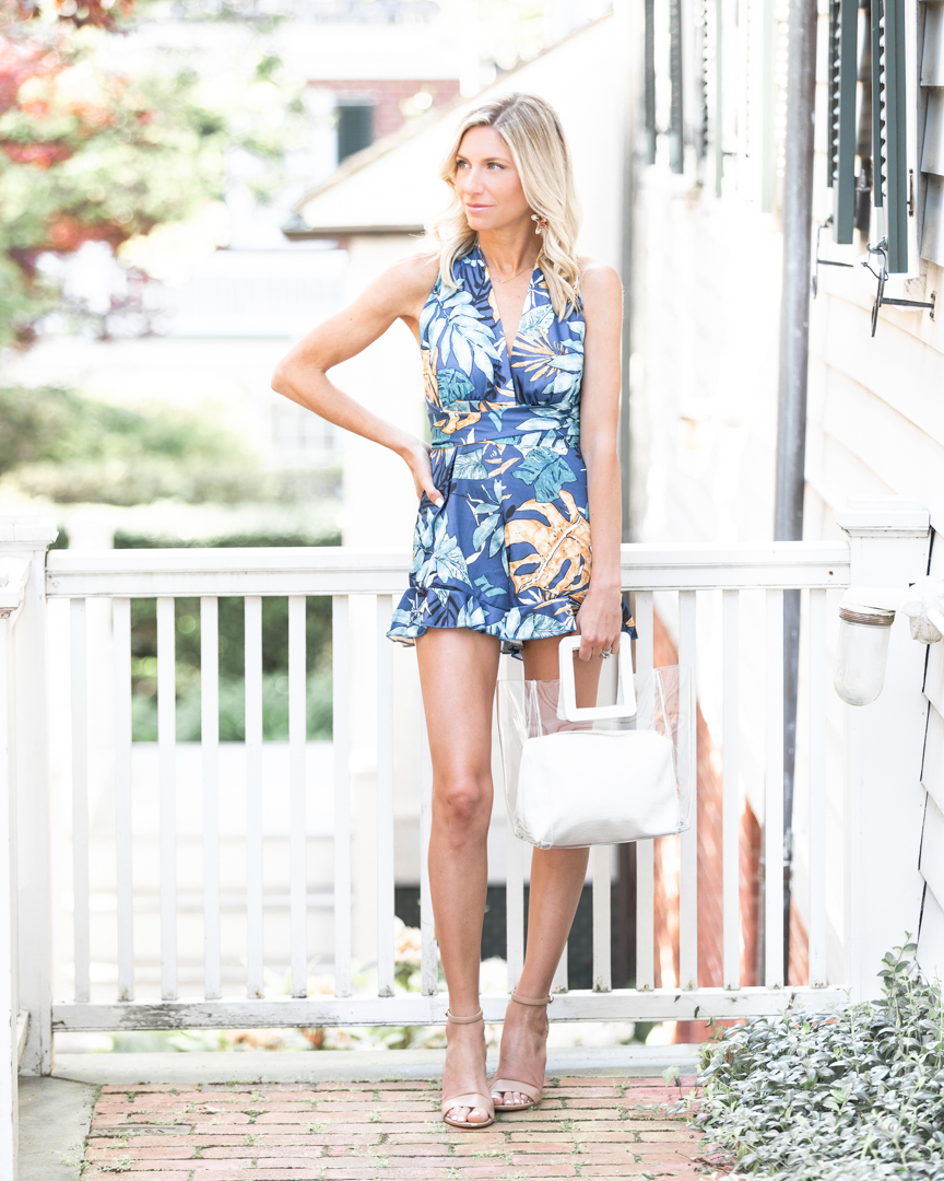 The perfect summer romper