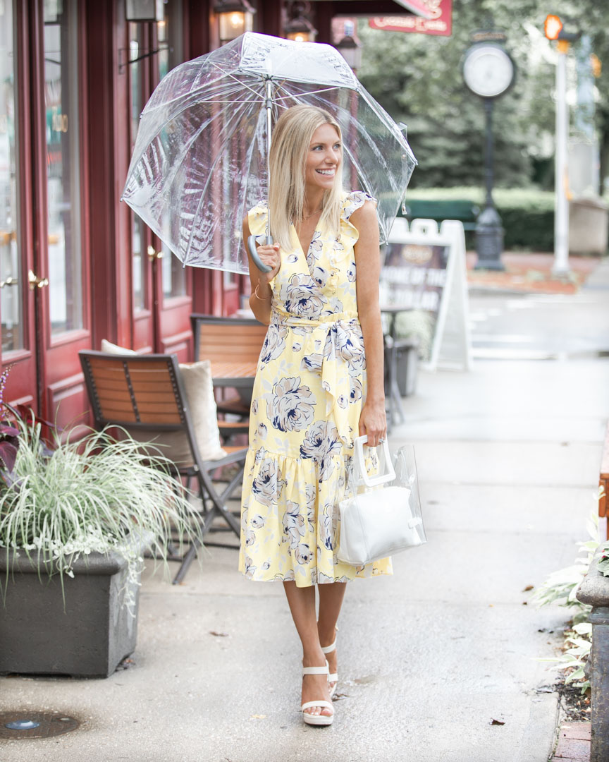 the perfect baby or bridal shower dress