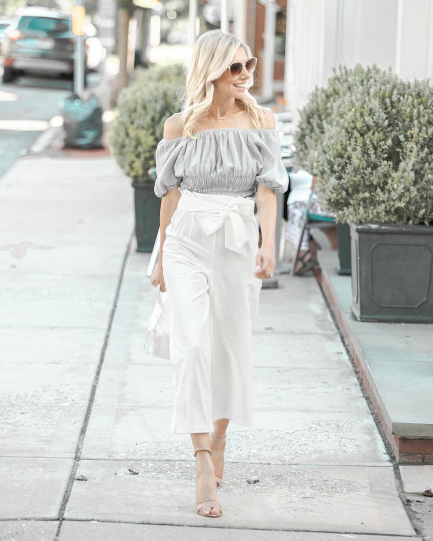 chic summer linen pants