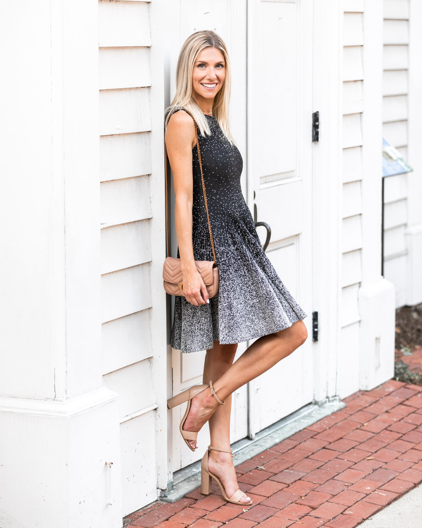 The Perfect Fall Party Dress