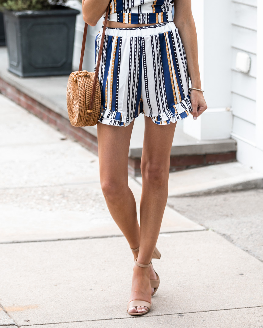 two piece summer outfit