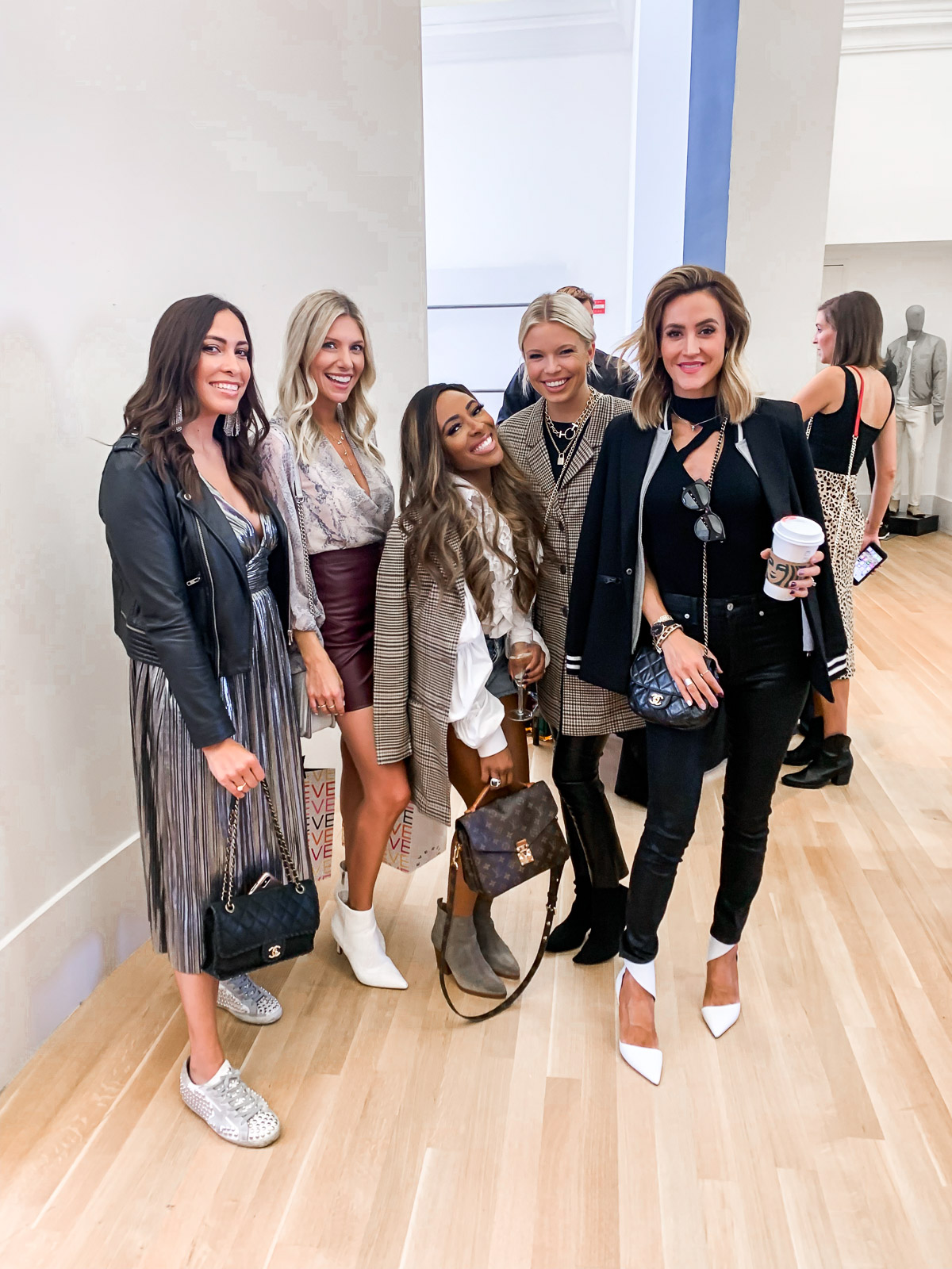 style influencer networking