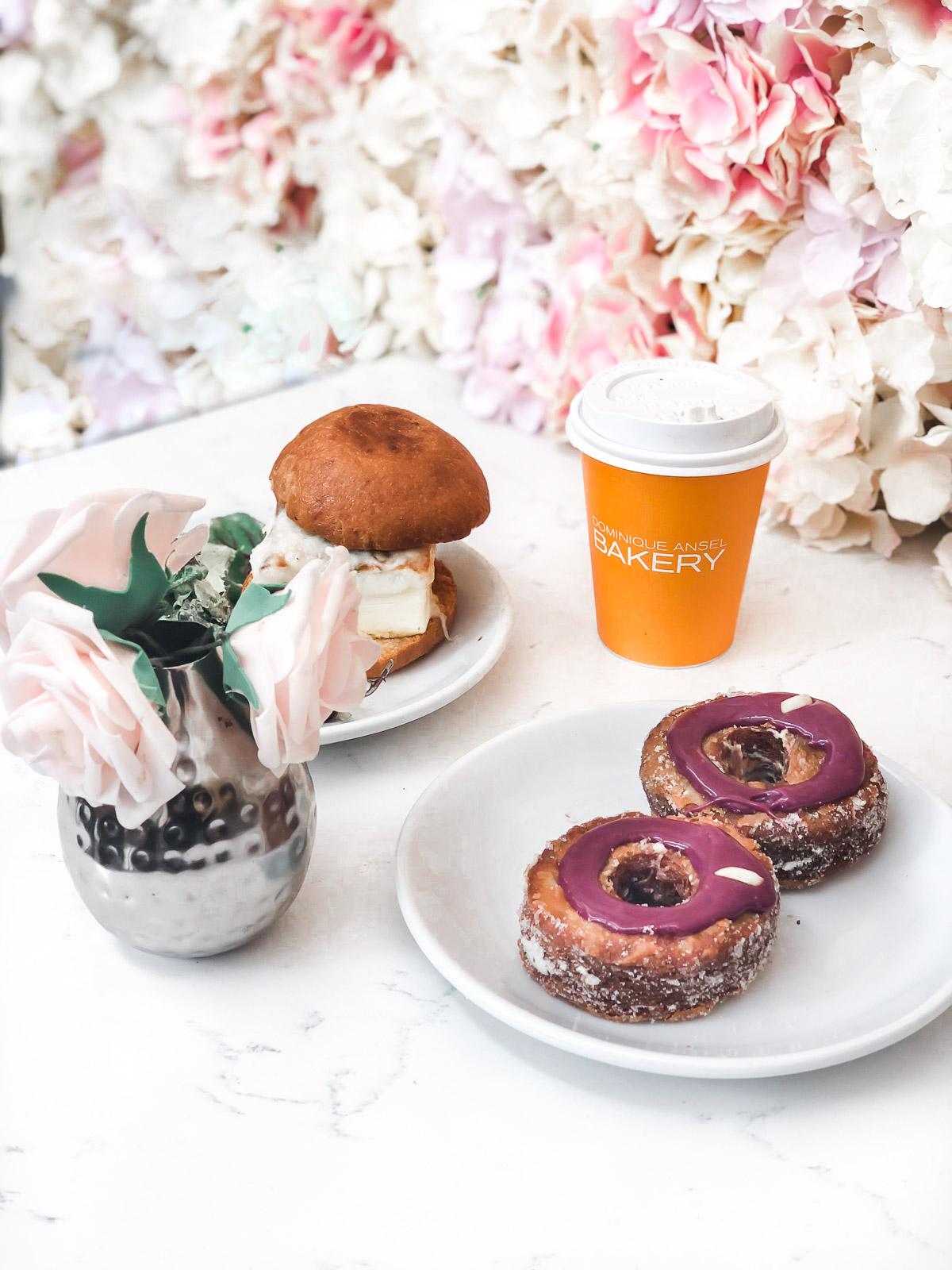dominique ansel bakery cronut