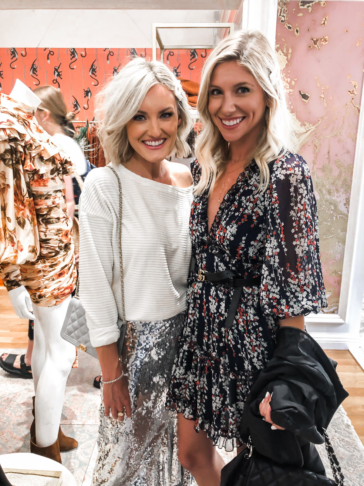 shopbop event with loverlygrey