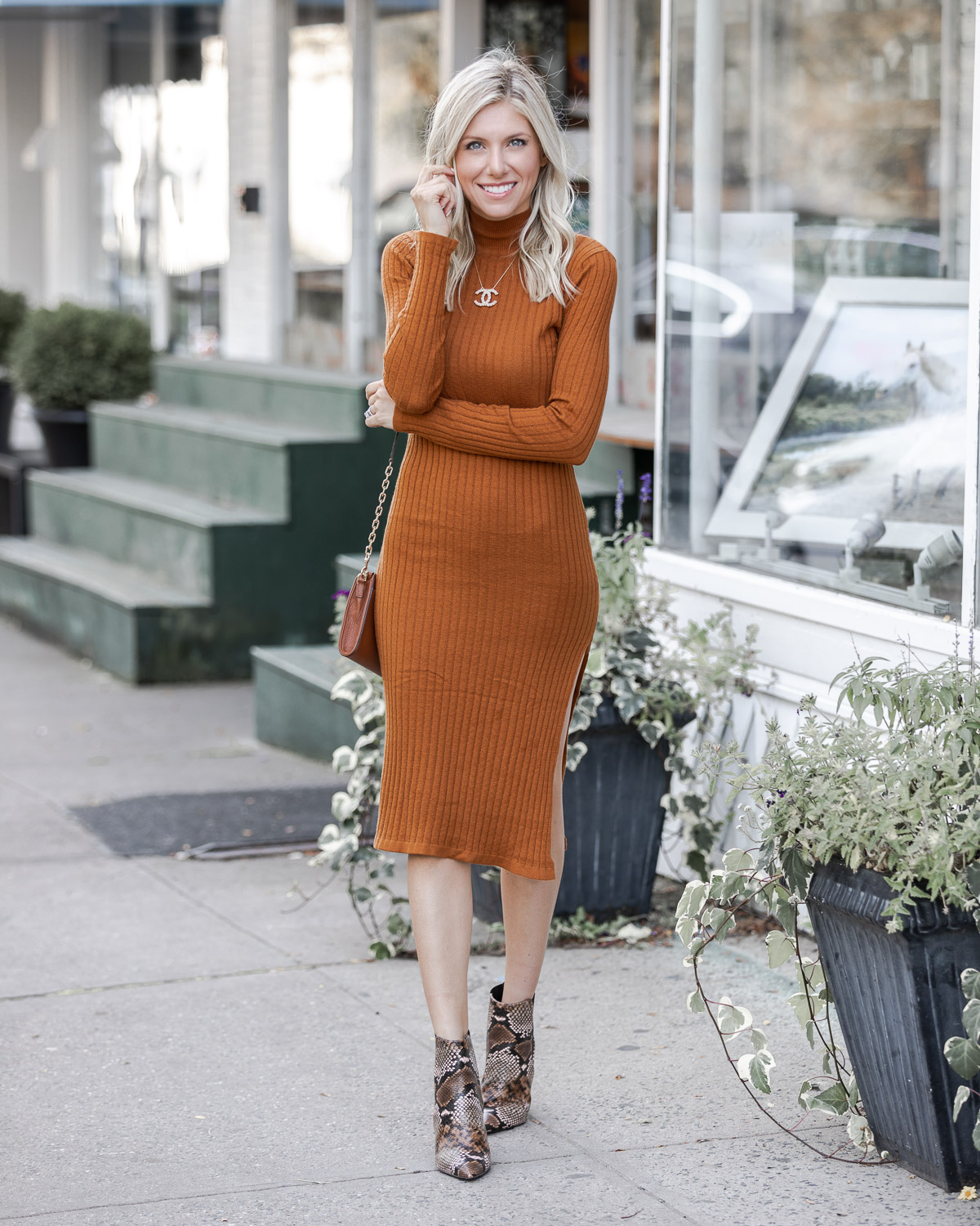 how to dress for fall The Glamorous Gal