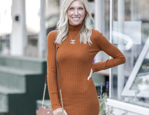 the perfect sophisticated fall look - highlight photo - The Glamorous Gal