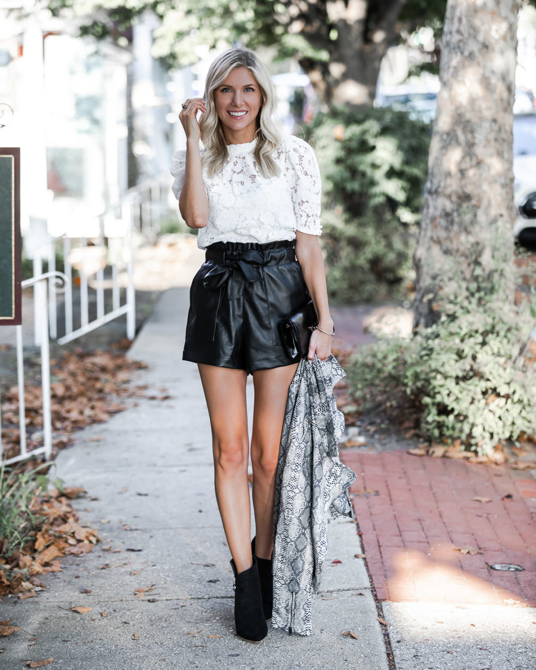 fall street style featuring vicidolls The Glamorous Gal