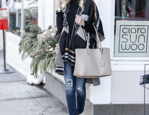 driftwood jeans cardigan sweater the glamorous gal