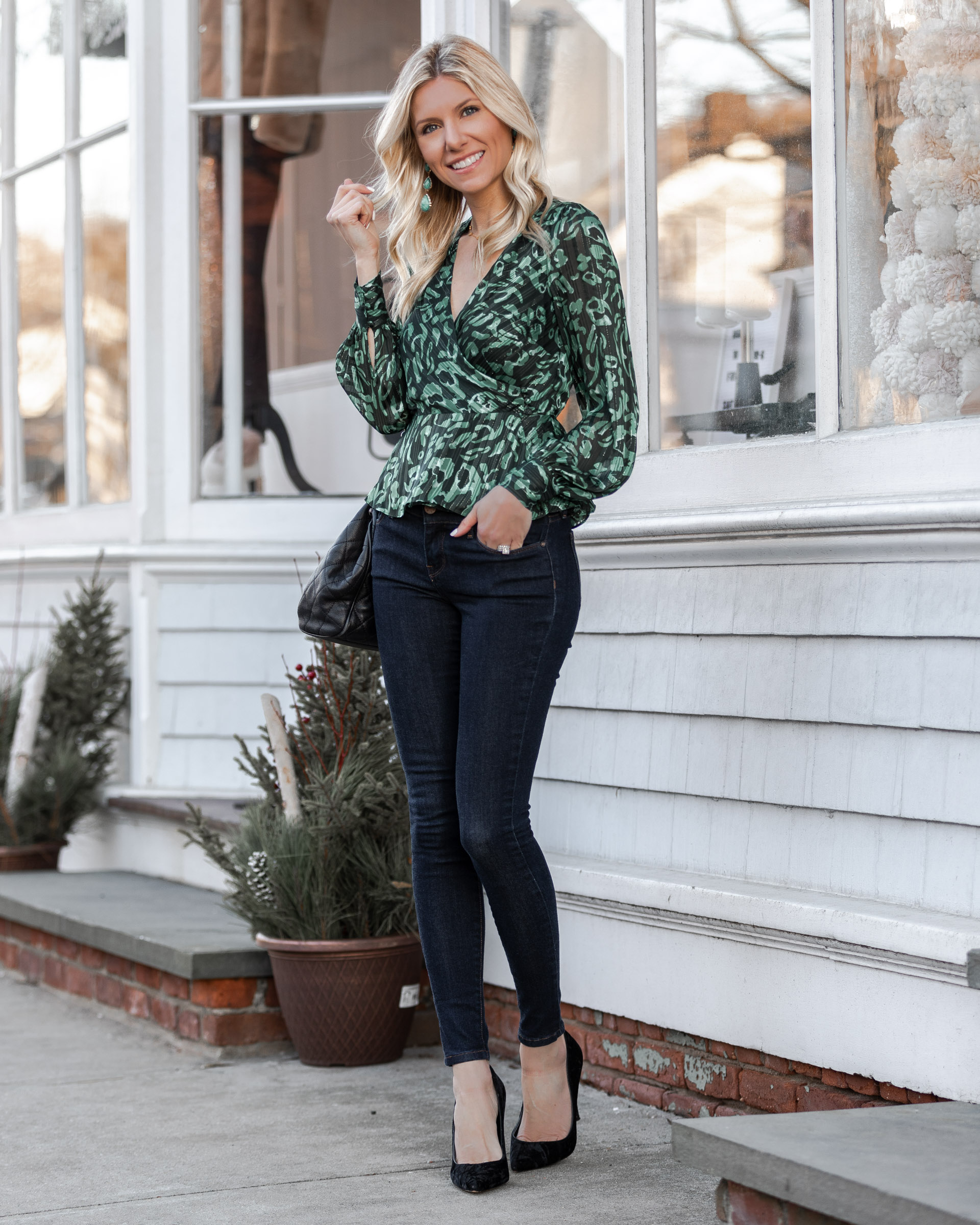 floral-wrap-top-for-winter-the-glamorous-gal